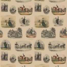 Флизелиновые обои The Royal Collection PRC670/01 коллекции Buckingham